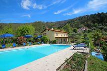 Villa Il Segreto in affitto a Strettoia