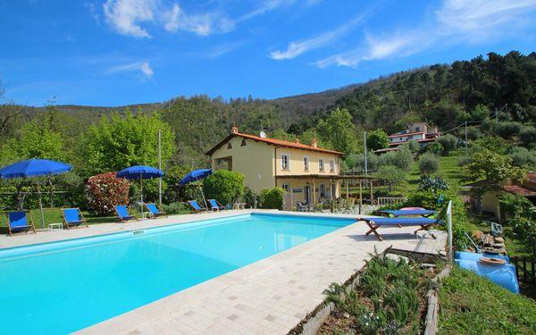 Villa Il Segreto in  Strettoia -Toskana
