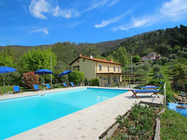 Il Segreto, Villa for rent in Strettoia, Tuscany