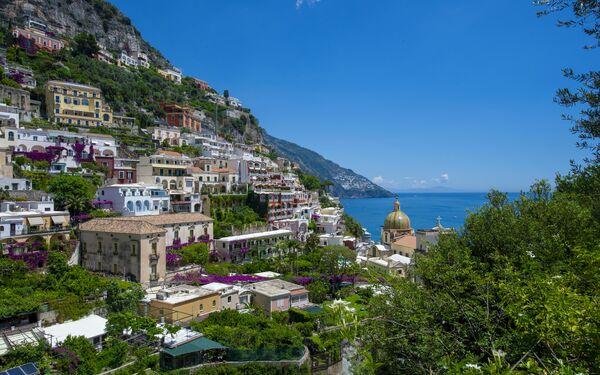 Villa Deli, Campania, Positano