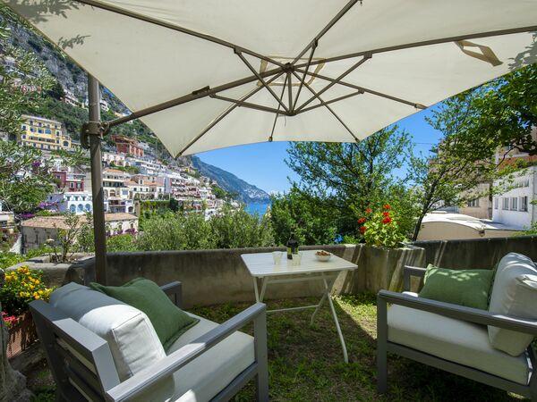 Villa Deli, Villa for rent in Positano, Campania