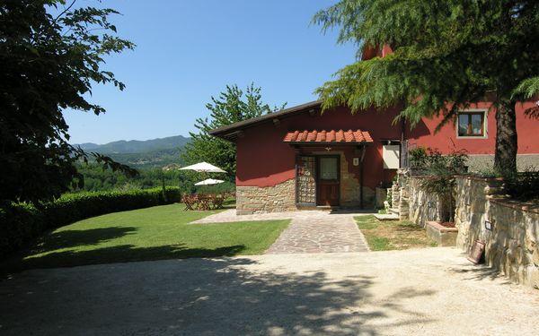 Landhaus Fangaccio in  Santo Stefano -Toskana