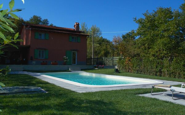 La Casetta, Country House for rent in Marcoiano, Tuscany