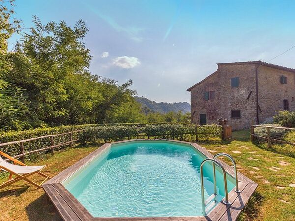 Casa Giusti, Country House for rent in Vellano, Tuscany