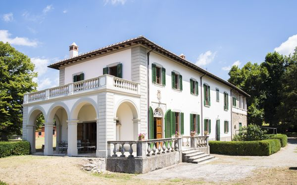 Villa Di Casole, Villa for rent in Casole, Tuscany