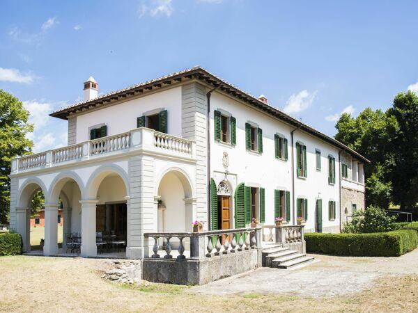 Villa Di Casole, Villa for rent in Casole, Tuscany