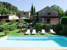 Villa Vista San Lorenzo in  Vicchio -Toskana