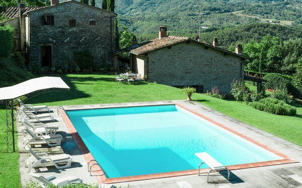 La Terrazza Dei Frati, Villa for rent in Vicchio, Tuscany