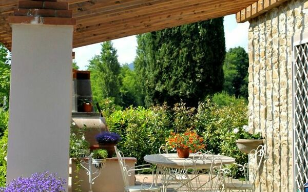Casetta Di Ginevra, Country House for rent in Dicomano, Tuscany
