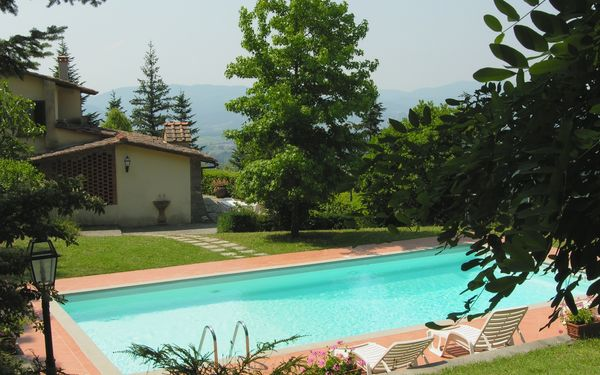 Villa Filippo, Villa for rent in Scarperia, Tuscany