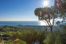 Toskánsko, Castiglione Della Pescaia, Vista Mare