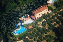 Villa Pieve, Villa for rent in Pieve a Elici, Tuscany