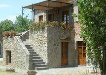 Case Sant'anna, Villa for rent in Macchia Della Madonna i, Tuscany