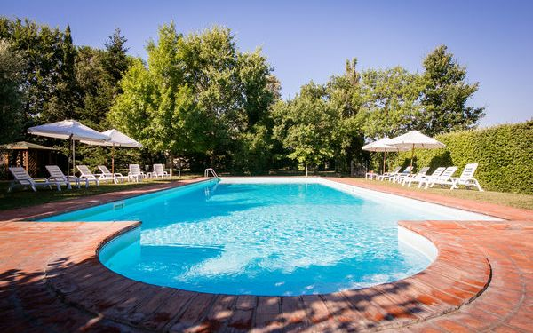 Case Sant'anna, Villa for rent in Terontola, Tuscany