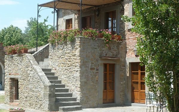 Case Sant'anna 14, Villa for rent in Terontola, Tuscany