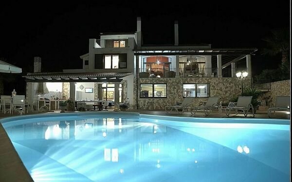 Villa Saline, Villa for rent in Paceco, Sicily
