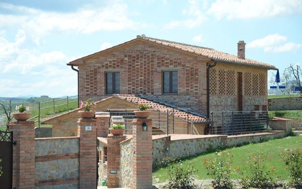 Villa Barbara, Villa for rent in Fabbrica, Tuscany
