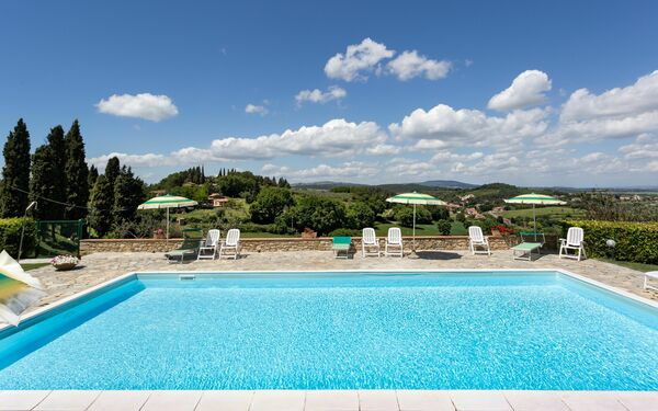 Casa Podere Monti, Country House for rent in Casole D'elsa, Tuscany