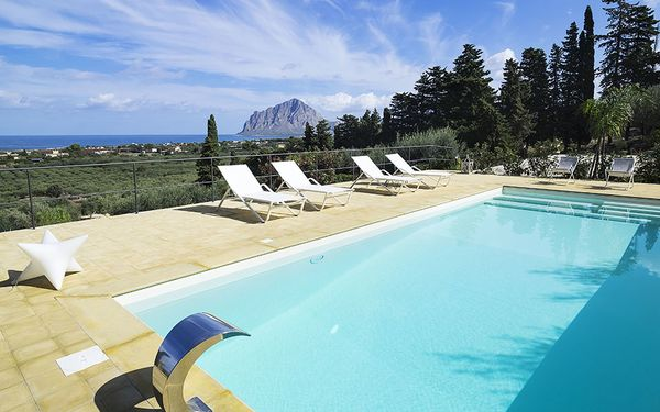 Valdo Erice, Holiday Home for rent in Valderice, Sicily