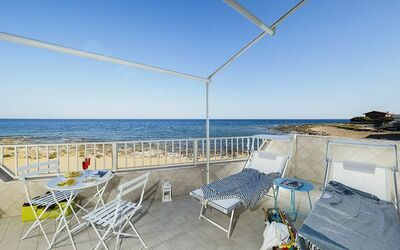 Nido Al Mare: Holiday Home in front of the Sea