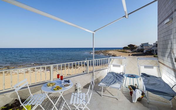 Nido Al Mare, Holiday Apartment for rent in Noto, Sicily