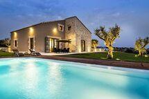 Villa Casale Balare in  Puntarazzi -Sizilien