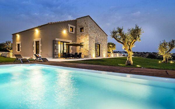Villa Casale Balare in affitto a Puntarazzi
