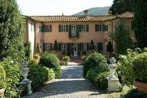 Toskánsko, San Lorenzo a Vaccoli, Villa De Ranieri