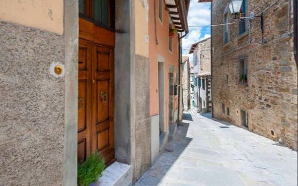 Casa Delle Magnolie, Apartment for rent in Cortona, Tuscany
