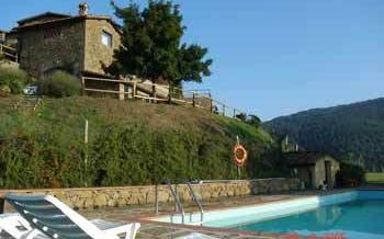 La Sala, Apartment for rent in Dudda, Tuscany