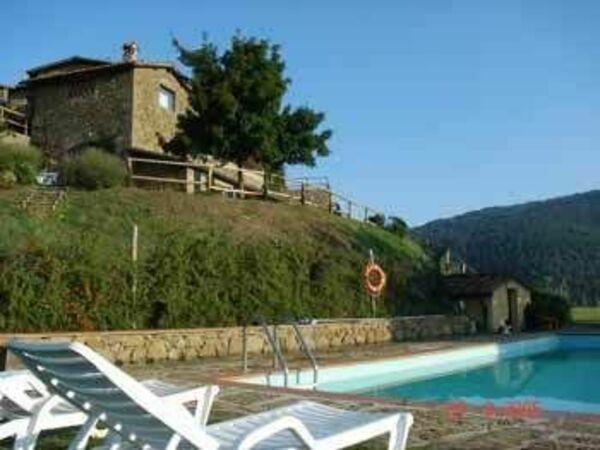 Ferienwohnung La Sala in  Dudda -Toskana