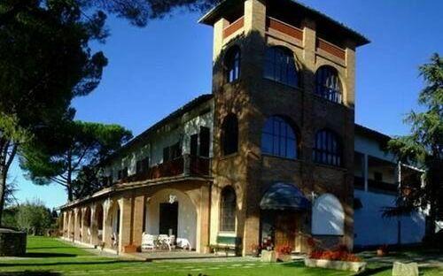 Villa Treppie in  San Gimignano -Toskana