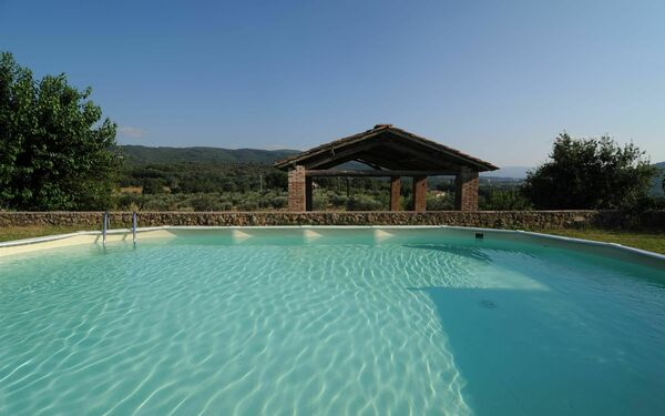 Scorgiano, Country House for rent in Strove, Tuscany
