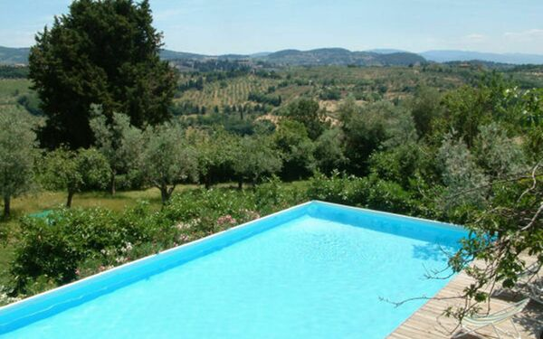Villa Caruso, Country House for rent in Florence, Tuscany