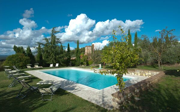 Sicelle, Country House for rent in Castellina In Chianti, Tuscany