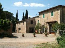 Landhaus Belvedere in  Colle Di Val D'elsa -Toskana
