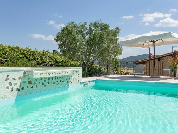 Agriturismo Dei Casali, Country House for rent in Testa Di Lepre, Umbria