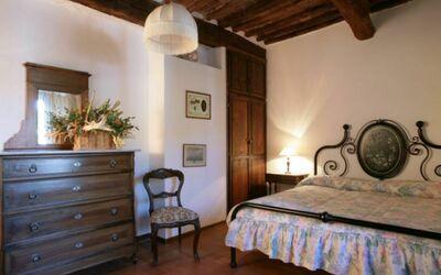 Gelso: bedroom