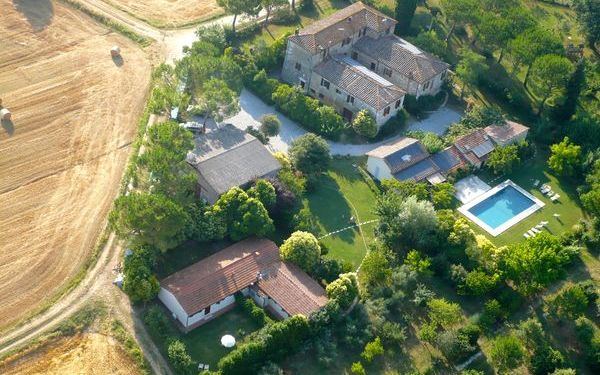 Agriturismo Il Molinello, Country House for rent in Asciano, Tuscany
