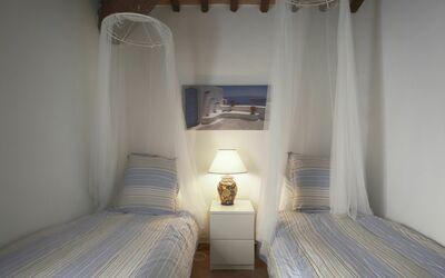 Appartamento Collinella: Twin room on request it can be prepared double.