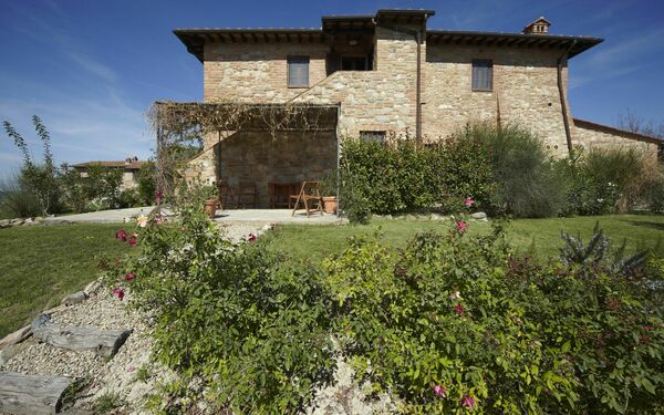 Appartamento Collina, Apartment for rent in Villamagna, Tuscany