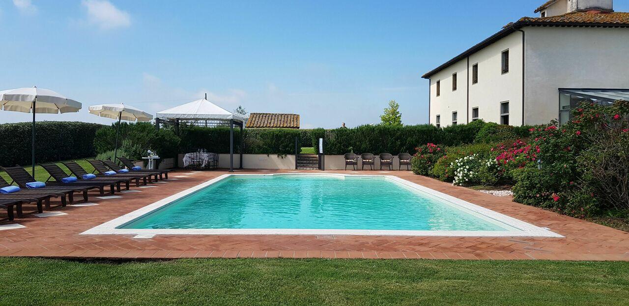 Villa Dei Michelangioli a Brolio