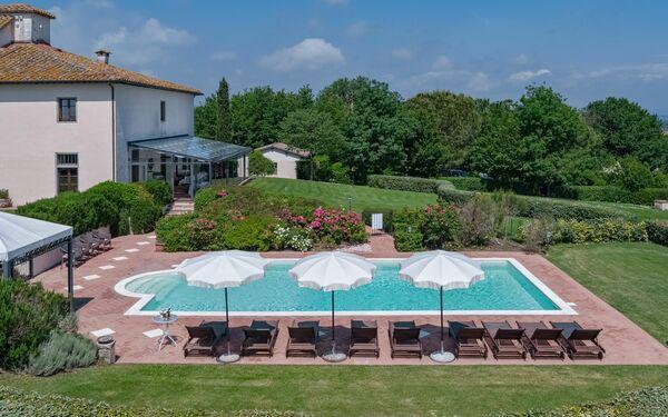 Villa Villa Dei Michelangioli a Brolio in  Fattoria -Toskana