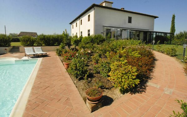 Villa Villa De' Michelangioli in affitto a Fattoria