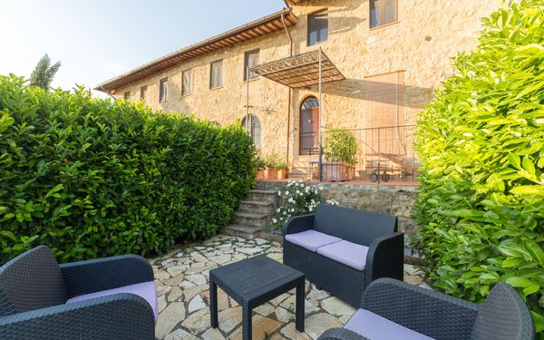 Casa Bondi, Apartment for rent in Ulignano, Tuscany