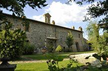 Landhaus Buriano in  Civita Di Bagnoregio -Latium