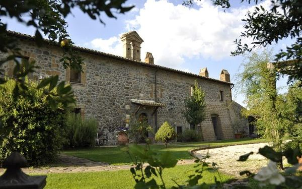 Buriano, Country House for rent in Civita Di Bagnoregio, Latium