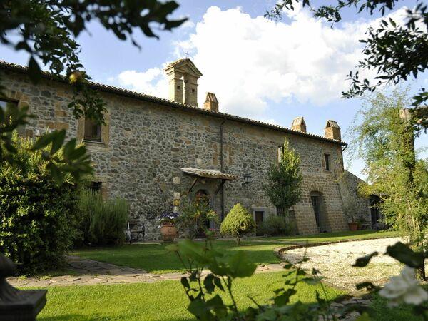 Buriano, Country House for rent in Civita Di Bagnoregio, Latium