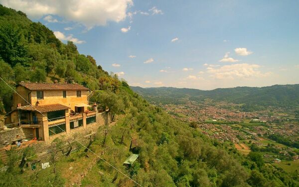 Casa Dell'artista, Holiday Home for rent in Greppolungo, Tuscany
