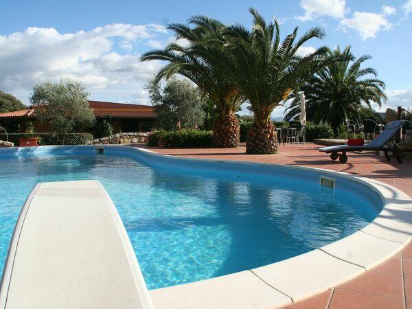 Résidence Smeralda, Holiday Apartment for rent in Olbia, Sardinia